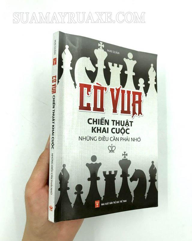 Nội dung trong cuốn sách cờ vua này khá dễ đọc