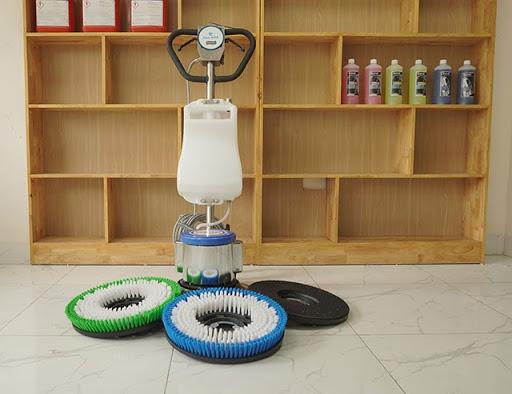 Công dụng máy chà sàn đơn và lợi ích bất ngờ khi sử dụng