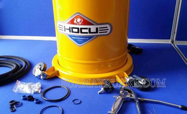 Máy bơm mỡ là thiết bị rất phổ biến trong quá trình bảo dưỡng máy móc