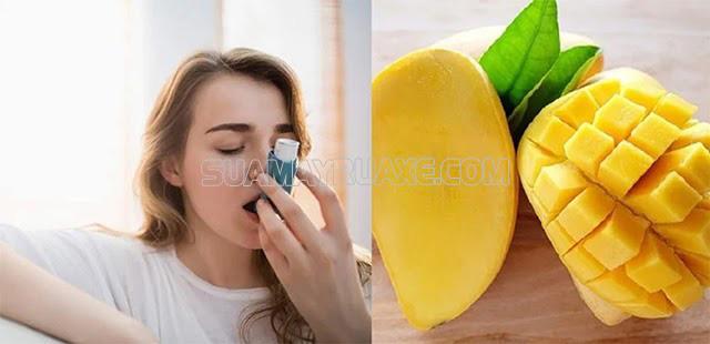 Người mắc bệnh hen suyễn không nên ăn quả muỗm