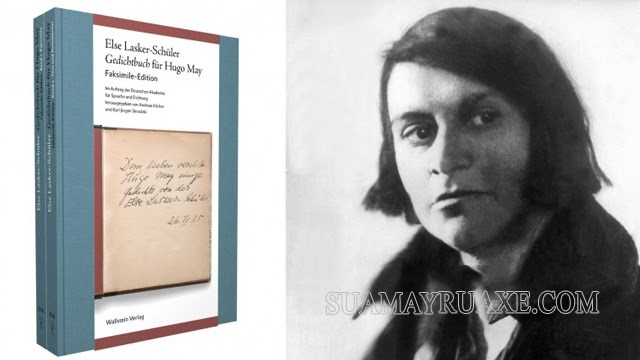 Nữ nhà thơ nổi tiếng Else