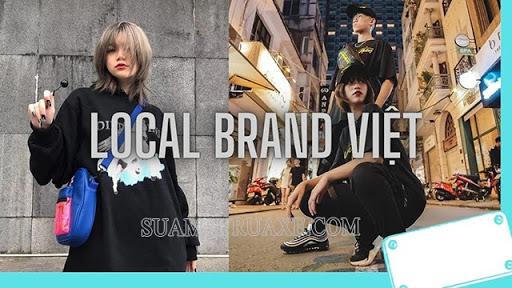 Thương hiệu local brand của Việt Nam