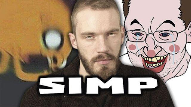 Năm 2019, thuật ngữ SIMP được lan truyền mạnh mẽ