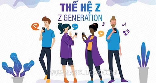 Gen Z là gì? Đặc điểm của thế hệ gen X, Y và Z